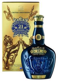 виски Chivas Royal Salute 21 Y.O.-0,7 л в Duty Free купить с доставкой в Санкт-Петербурге