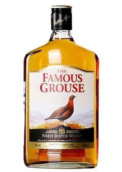виски Famous Grouse-0,5 л в Duty Free купить с доставкой в Санкт-Петербурге