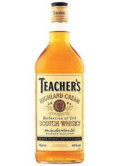 виски Teachers Highland Cream в Duty Free купить с доставкой в Санкт-Петербурге