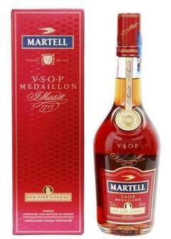 коньяк Martell VSOP Medaillon (Мартель ВСОП Медальон) в Duty Free купить с доставкой в Санкт-Петербурге