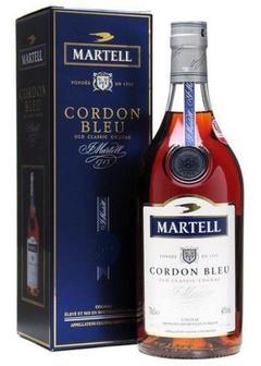 коньяк Martell Cordon Bleu в Duty Free купить с доставкой в Санкт-Петербурге