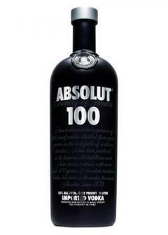 водка Absolut 100 Vodka 50% в Duty Free купить с доставкой в Санкт-Петербурге