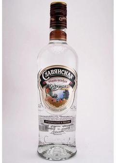 водка Slavayanskaya Cedar Vodka в Duty Free купить с доставкой в Санкт-Петербурге