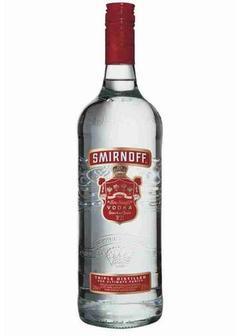 водка Smirnoff Red Vodka в Duty Free купить с доставкой в Санкт-Петербурге