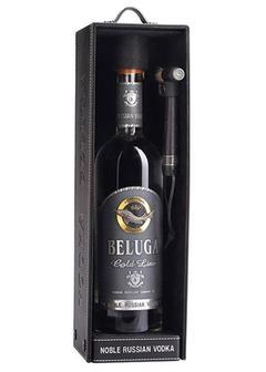 водка Beluga Gold Line в п/у в Duty Free купить с доставкой в Санкт-Петербурге