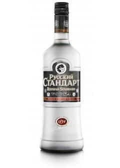 водка Russian Standard Vodka-1л в Duty Free купить с доставкой в Санкт-Петербурге