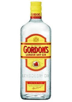 джин Gordons Gin в Duty Free купить с доставкой в Санкт-Петербурге