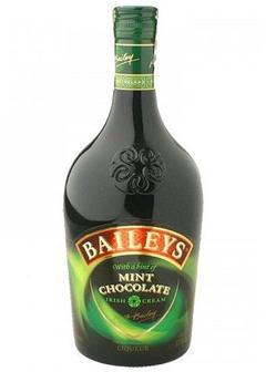 ликер Baileys Irish Mint Сhocolate Liqueur в Duty Free купить с доставкой в Санкт-Петербурге