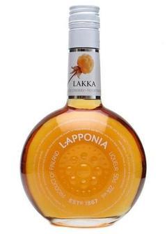 ликер Lapponia Cloudberry в Duty Free купить с доставкой в Санкт-Петербурге