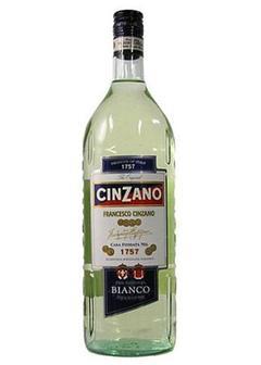 вермут Cinzano Bianco Vermouth в Duty Free купить с доставкой в Санкт-Петербурге