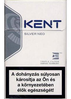 сигареты Kent Silver HD Neo в Duty Free купить с доставкой в Санкт-Петербурге