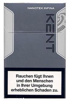 сигареты Kent Nanotek Infina в Duty Free купить с доставкой в Санкт-Петербурге