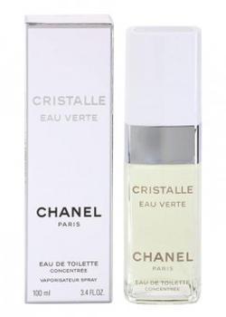 Chanel Cristalle Eau Verte купить с доставкой в Санкт-Петербурге