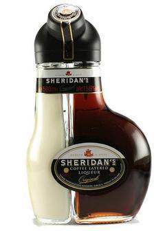 ликер Sheridans-0,5 л в Duty Free купить с доставкой в Санкт-Петербурге