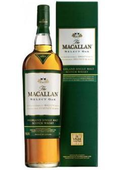 виски Macallan Select Oak в Duty Free купить с доставкой в Санкт-Петербурге