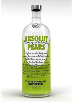 водка Absolut Pears в Duty Free купить с доставкой в Санкт-Петербурге
