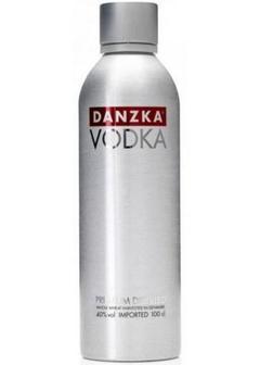 водка Danzka в Duty Free купить с доставкой в Санкт-Петербурге