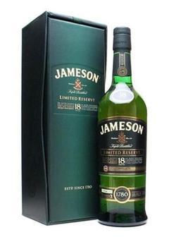 виски Jameson 18 Y.O. в Duty Free купить с доставкой в Санкт-Петербурге