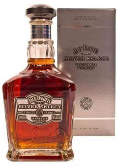 виски Jack Daniels Silver Select в Duty Free купить с доставкой в Санкт-Петербурге