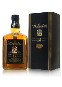 виски Ballantines Gold 12 Y.O. в Duty Free купить с доставкой в Санкт-Петербурге