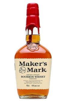 виски Makers Mark Bourbon Whiskey в Duty Free купить с доставкой в Санкт-Петербурге