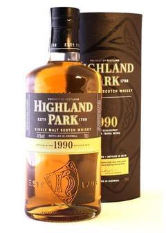 виски Highland Park 1990 в Duty Free купить с доставкой в Санкт-Петербурге