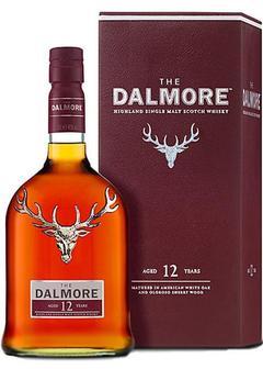 виски Dalmore 12 Y.O. в Duty Free купить с доставкой в Санкт-Петербурге