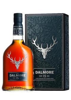 виски Dalmore 15 Y.O. в Duty Free купить с доставкой в Санкт-Петербурге