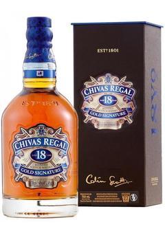 виски Chivas Regal 18 Y.O.-0,7л в Duty Free купить с доставкой в Санкт-Петербурге