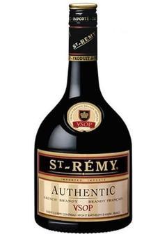 бренди St Remy Authentic VSOP в Duty Free купить с доставкой в Санкт-Петербурге