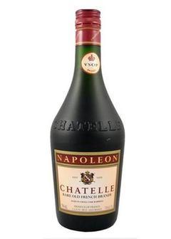 бренди Napoleon Chatelle в Duty Free купить с доставкой в Санкт-Петербурге