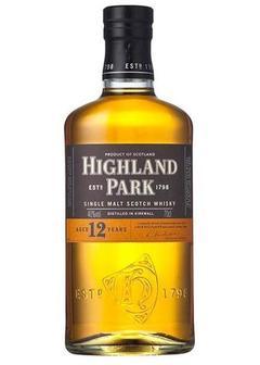 виски Highland Park 12 Y.O. в Duty Free купить с доставкой в Санкт-Петербурге