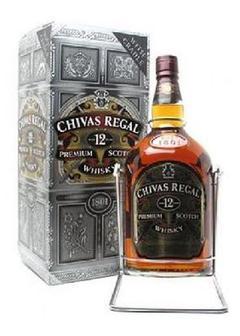 виски Chivas Regal 12 Y.O. качели в Duty Free купить с доставкой в Санкт-Петербурге