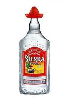 текила Sierra Silver в Duty Free купить с доставкой в Санкт-Петербурге