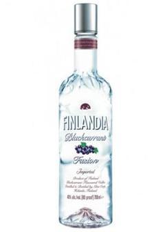 водка Finlandia Blackcurrant в Duty Free купить с доставкой в Санкт-Петербурге
