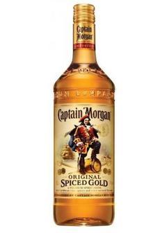 ром Captain Morgan Gold Rum в Duty Free купить с доставкой в Санкт-Петербурге