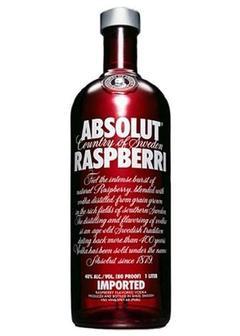 водка Absolut Raspberry в Duty Free купить с доставкой в Санкт-Петербурге