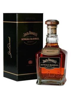 виски Jack Daniels Single Barrel в Duty Free купить с доставкой в Санкт-Петербурге