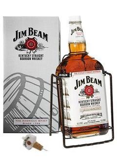 виски Jim Beam-3л в Duty Free купить с доставкой в Санкт-Петербурге