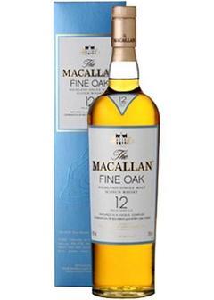 виски Macallan Fine Oak 12 Y.O. в Duty Free купить с доставкой в Санкт-Петербурге