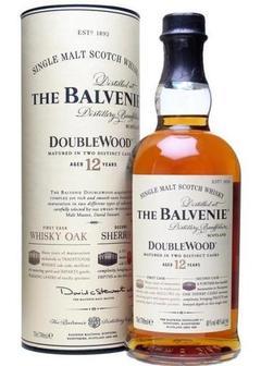 виски Balvenie Double Wood 12 Y.0. в Duty Free купить с доставкой в Санкт-Петербурге