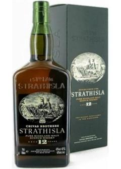 виски Chivas Brothers Strathisla 12 Y.O. в Duty Free купить с доставкой в Санкт-Петербурге