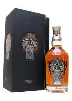 виски Chivas Regal 25 Y.O. в Duty Free купить с доставкой в Санкт-Петербурге