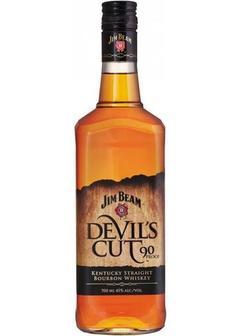 виски Jim Beam Devils Cut в Duty Free купить с доставкой в Санкт-Петербурге