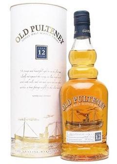 виски Old Pulteney 12 Y.O. в Duty Free купить с доставкой в Санкт-Петербурге