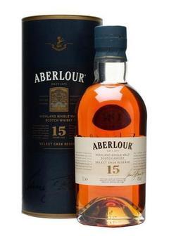 виски Aberlour 15 Y.O. в Duty Free купить с доставкой в Санкт-Петербурге