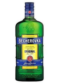 ликер Becherovka Original в Duty Free купить с доставкой в Санкт-Петербурге