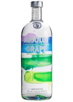 водка Absolut Grapevine в Duty Free купить с доставкой в Санкт-Петербурге