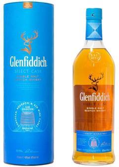 виски Glenfiddich Select Cask в Duty Free купить с доставкой в Санкт-Петербурге