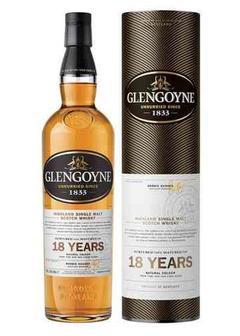 виски Glengoyne 18 Y.O. в Duty Free купить с доставкой в Санкт-Петербурге